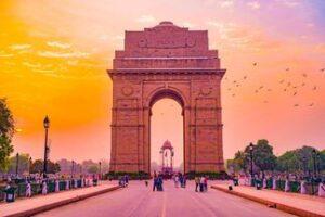 Delhi, capital of india, gurgaon