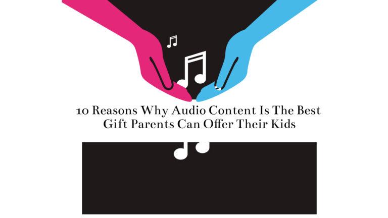 benefits of audio