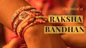 raksha bandhan in 2021