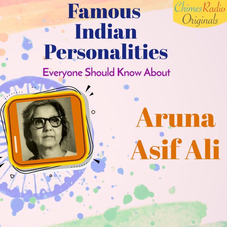 Aruna Asif Ali