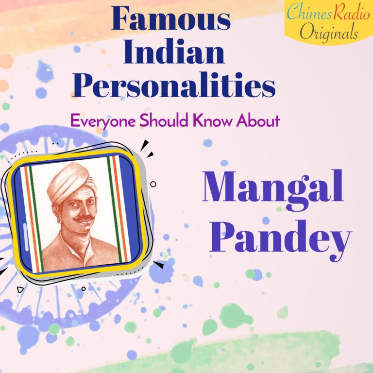 Mangal Pandey, CV Raman