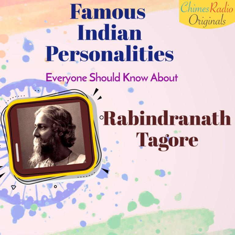Rabindranath Tagore, Famous Indian Personalities, Bal Gangadhar Tilak