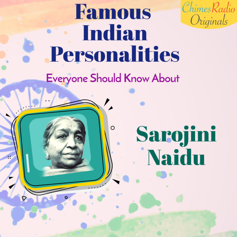 Sarojini Naidu, Netaji Subhas Chandra Bose, Famous Indian Personalities