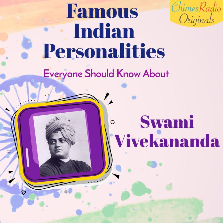 Swami Vivekananda, rabindranath Tagore, Famous Indian Personalities